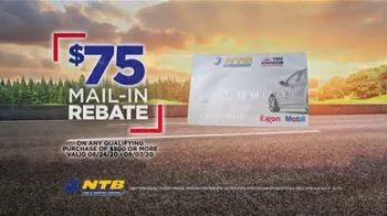 National Tire & Battery (NTB) Labor Day Savings TV Spot, 'Buy Two, Get Two Free' - Thumbnail 5