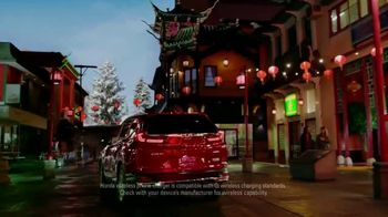 Honda CR-V Hybrid TV Spot, 'From the City to the Mountains' Song by Sia, Diplo, Labrinth [T1] - Thumbnail 3