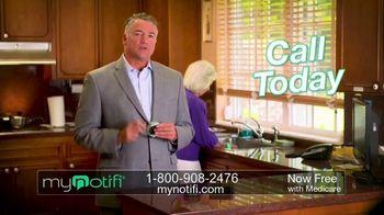 MyNotifi Fall Detection System TV Spot, 'Medicare Reimbursement' - Thumbnail 9