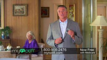 MyNotifi Fall Detection System TV Spot, 'Medicare Reimbursement' - Thumbnail 1
