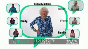 MyNotifi Fall Detection System TV Spot, 'Medicare Reimbursement' - Thumbnail 2
