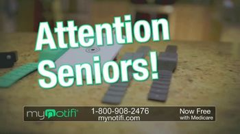MyNotifi Fall Detection System TV Spot, 'Medicare Reimbursement' - Thumbnail 4