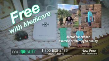 MyNotifi Fall Detection System TV Spot, 'Medicare Reimbursement' - Thumbnail 5