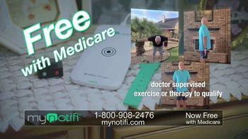 MyNotifi Fall Detection System TV Spot, 'Medicare Reimbursement' - Thumbnail 6