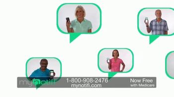 MyNotifi Fall Detection System TV Spot, 'Medicare Reimbursement' - Thumbnail 8
