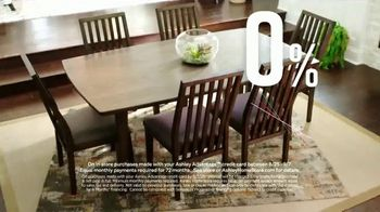 Ashley HomeStore Labor Day Sale TV Spot, '30% Off or 0% Interest for Six Years' - Thumbnail 5