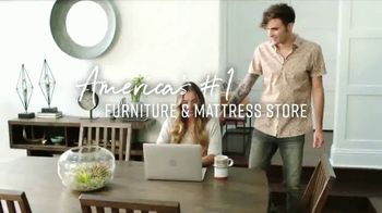 Ashley HomeStore Labor Day Sale TV Spot, '30% Off or 0% Interest for Six Years' - Thumbnail 8