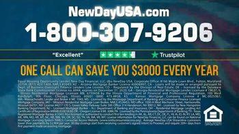 NewDay USA VA Streamline Refi TV Spot, 'New All Time Lows' - Thumbnail 9