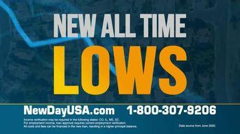 NewDay USA VA Streamline Refi TV Spot, 'New All Time Lows' - Thumbnail 3