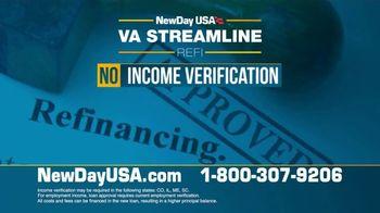 NewDay USA VA Streamline Refi TV Spot, 'New All Time Lows' - Thumbnail 4