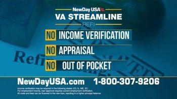 NewDay USA VA Streamline Refi TV Spot, 'New All Time Lows' - Thumbnail 5