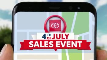 Toyota 4th of July Sales Event TV Spot, 'Go Time: Certified Used Vehicles' [T2] - Thumbnail 1