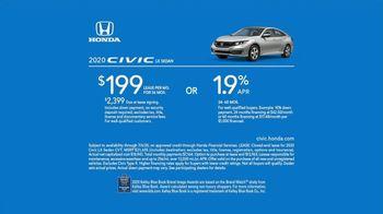 Honda TV Spot, 'Enjoy the Open Road: Sedans' [T2] - Thumbnail 4