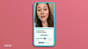 SoFi Student Loan Refinancing TV Spot, 'SoFi Members Get Their Student Debt Right: Cynthia' Song by Labrinth - Thumbnail 3