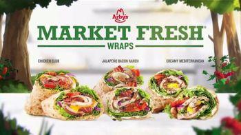 Arby's Market Fresh Wraps TV Spot, 'A New Day' Song by YOGI - Thumbnail 9