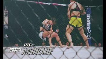 ESPN+ TV Spot, 'UFC 251: Andrade vs. Namajunas' Song by Vince Staples - Thumbnail 6