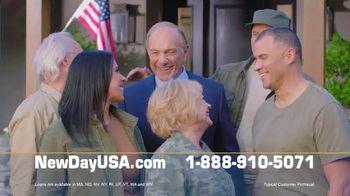 NewDay USA VA Streamline REFI TV Spot, 'All Veterans' - Thumbnail 1