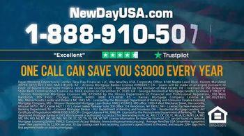 NewDay USA VA Streamline REFI TV Spot, 'All Veterans' - Thumbnail 8