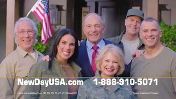NewDay USA VA Streamline REFI TV Spot, 'All Veterans' - Thumbnail 2