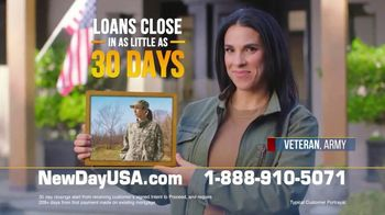 NewDay USA VA Streamline REFI TV Spot, 'All Veterans' - Thumbnail 6