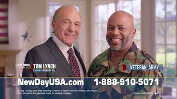 NewDay USA VA Streamline REFI TV Spot, 'All Veterans' - Thumbnail 7