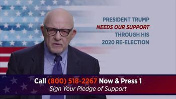 Great America PAC TV Spot, 'Needs Our Support' Featuring Ed Rollins - Thumbnail 4