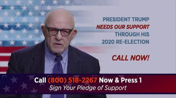 Great America PAC TV Spot, 'Needs Our Support' Featuring Ed Rollins - Thumbnail 5