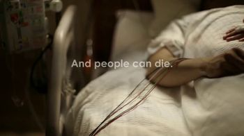 CDC Foundation TV Spot, 'Life Support' - Thumbnail 4