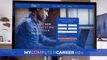 MyComputerCareer TV Spot, 'Learn From Home: Sales Guy' - Thumbnail 3