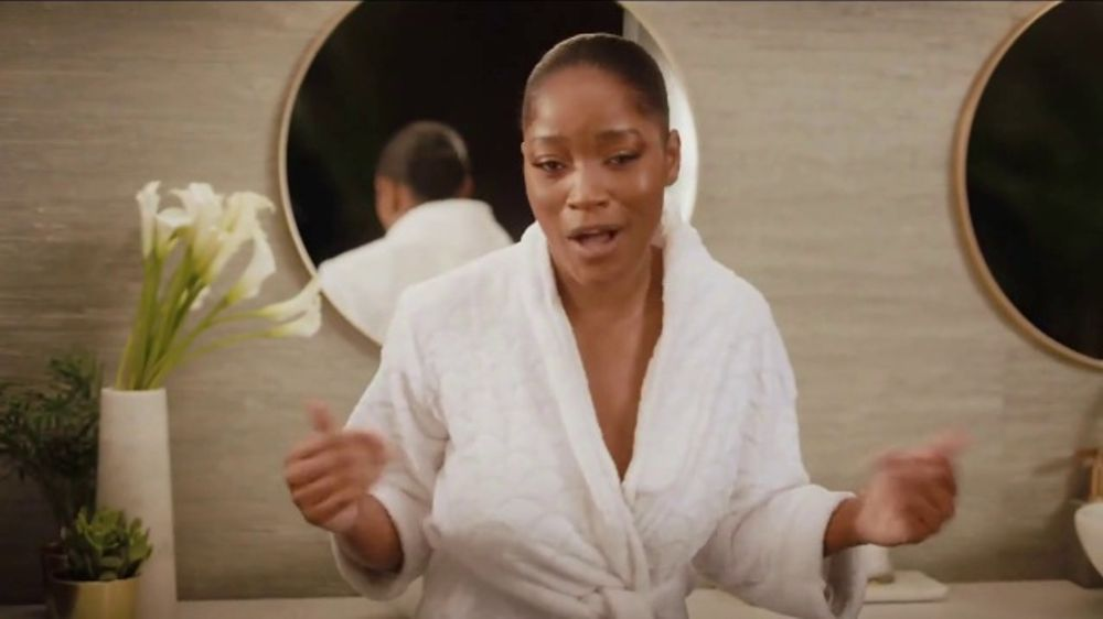 Olay Ultra Moisture Body Wash TV Commercial, 'A Struggle' Featuring Keke Palmer