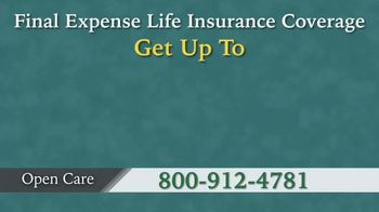 Open Care Insurance Services Final Expense Life Insurance TV Spot, 'Losing Friends' - Thumbnail 5