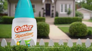 Cutter Skinsations Insect Repellent TV Spot, 'Daredevil' - Thumbnail 9