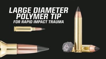 Winchester Deer Season XP TV Spot, 'Large Diameter Polymer Tip' - Thumbnail 3
