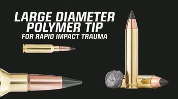 Winchester Deer Season XP TV Spot, 'Large Diameter Polymer Tip' - Thumbnail 4