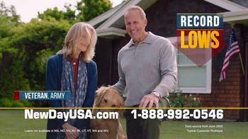 NewDay USA TV Spot, 'Rates Even Lower: Save $3,000 a Year' - Thumbnail 2