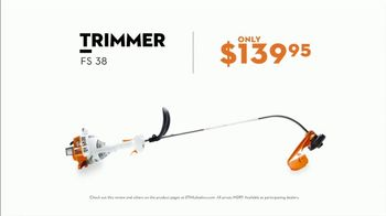 STIHL TV Spot, 'Your To-Do List: Trimmer and Blower: $139.95' Song by Sacha James Collisson - Thumbnail 8