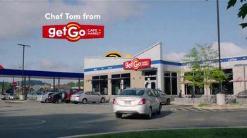 GetGo TV Spot, 'Summer of Freebies: Chicken Sandwich, Burger, Hashbrown & More' - Thumbnail 2