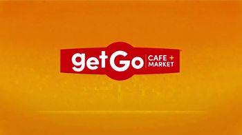 GetGo TV Spot, 'Summer of Freebies: Chicken Sandwich, Burger, Hashbrown & More'