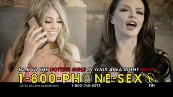 1-800-PHONE-SEXY TV Spot, 'Tough Times' - Thumbnail 5