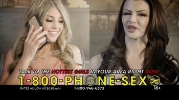 1-800-PHONE-SEXY TV Spot, 'Tough Times' - Thumbnail 6