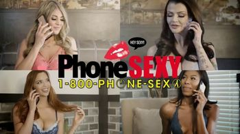 1-800-PHONE-SEXY TV Spot, 'Tough Times' - Thumbnail 7