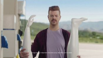 ARCO TV Spot, 'Fuel Economy: Arm and a Leg'