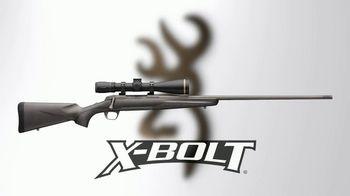 Browning X-Bolt TV Spot, 'High in Fiber' - Thumbnail 7