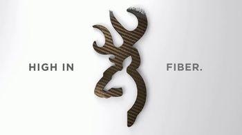 Browning X-Bolt TV Spot, 'High in Fiber'