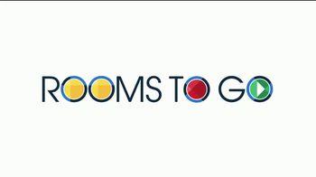 Rooms to Go Venta de Cupón por el 4 de Julio TV Spot, 'Compras fáciles: 60 meses' [Spanish] - Thumbnail 1