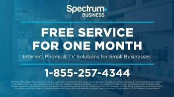 Spectrum Business TV Spot, 'Reopening: One Month Service Free' - Thumbnail 8