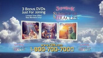 CBN Superbook Summer of Miracles TV Spot, 'Jesus: Friend of Sinners' - Thumbnail 5
