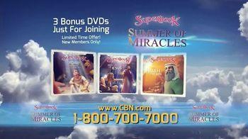 CBN Superbook Summer of Miracles TV Spot, 'Jesus: Friend of Sinners' - Thumbnail 5