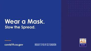 CDC Foundation TV Spot, 'Wear a Mask' - Thumbnail 9