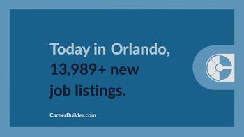 CareerBuilder.com TV Spot, 'We're Building For You' - Thumbnail 6